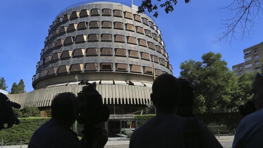 El Constitucional avala la ley Mordaza, incluidas las devoluciones en caliente