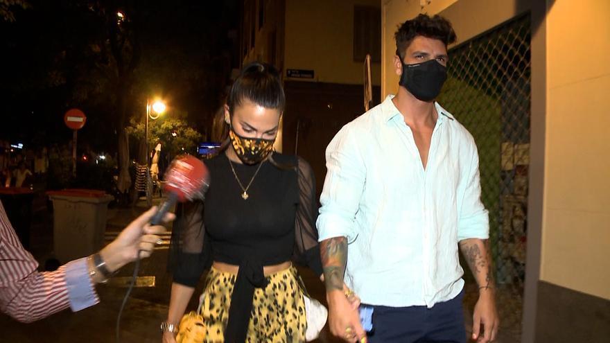 Las románticas vacaciones de Diego Matamoros y Carla Barber en Lanzarote