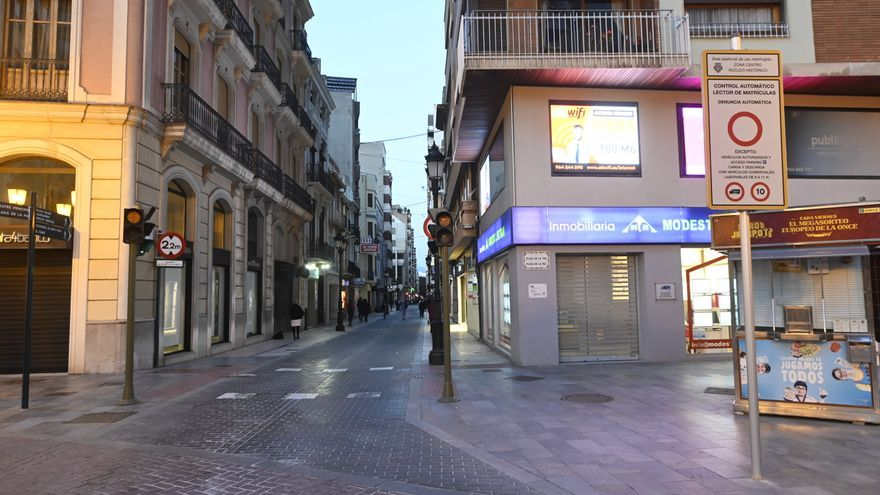 Castelló 'apaga' las cámaras del centro hasta el 1 de octubre y revoca las sanciones impuestas