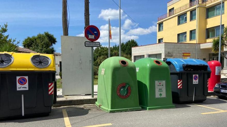 Cambados reducirá en un 14% el último recibo de la basura de cada año