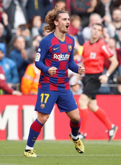 GALERIA | Barça - Getafe