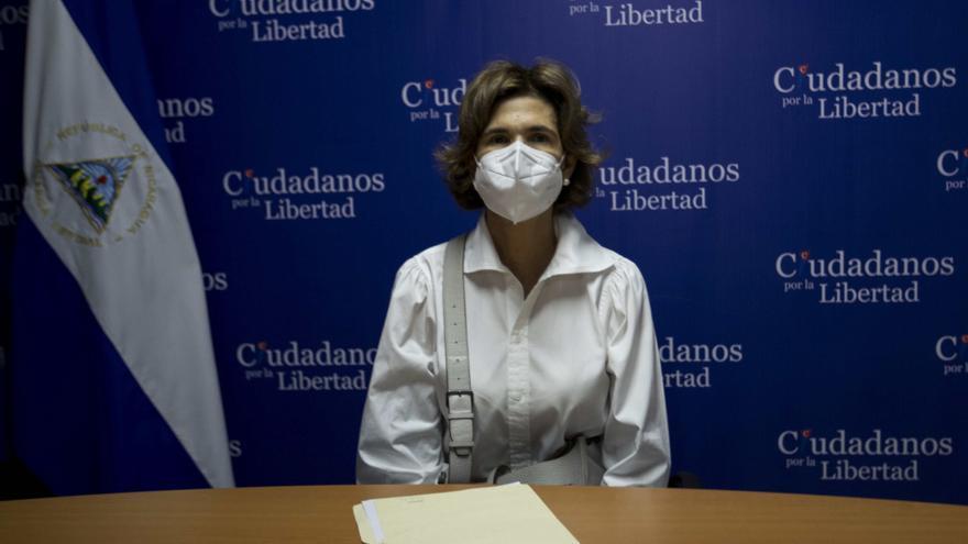 La policía de Ortega entra en el domicilio de la opositora nicaragüense Cristiana Chamorro