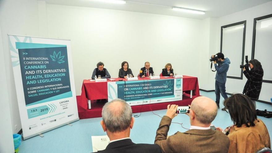 """El segundo """"Congreso internacional sobre cannabis y sus derivados"""" reúne a 250 especialistas"""