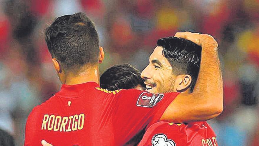 Renovar a Carlos Soler cotiza al alza