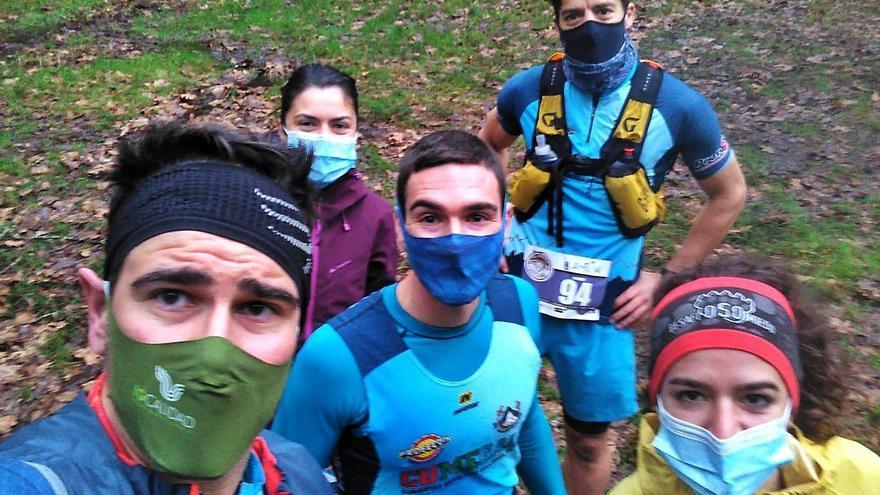 El Galaico Trail Run corre el Trail San Silvestre Lousame