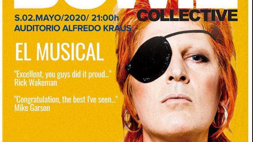 El Auditorio acoge un homenaje a  la carrera del icónico David Bowie