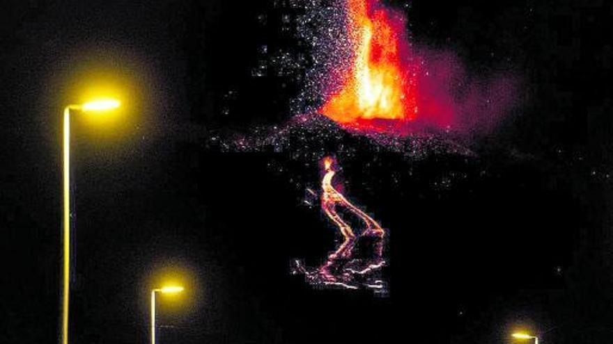 El volcán canario podría seguir emitiendo lava hasta noviembre
