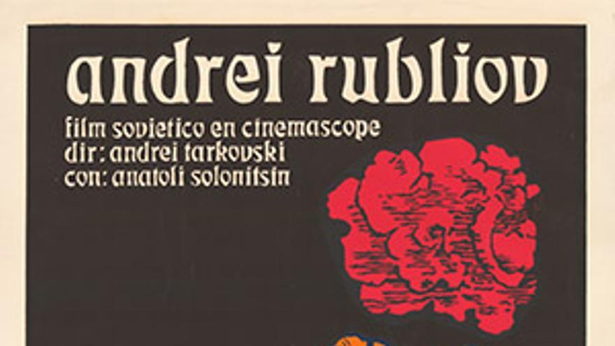 Andrei Tarkovsky. Maestro del espacio. Andréi Rublev