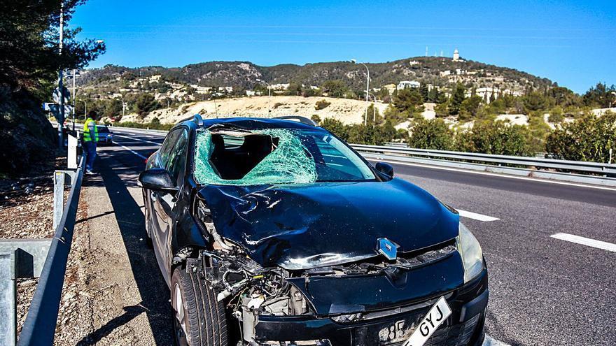 2020 se cierra con la cifra de muertos de tráfico en Baleares más baja de toda la historia