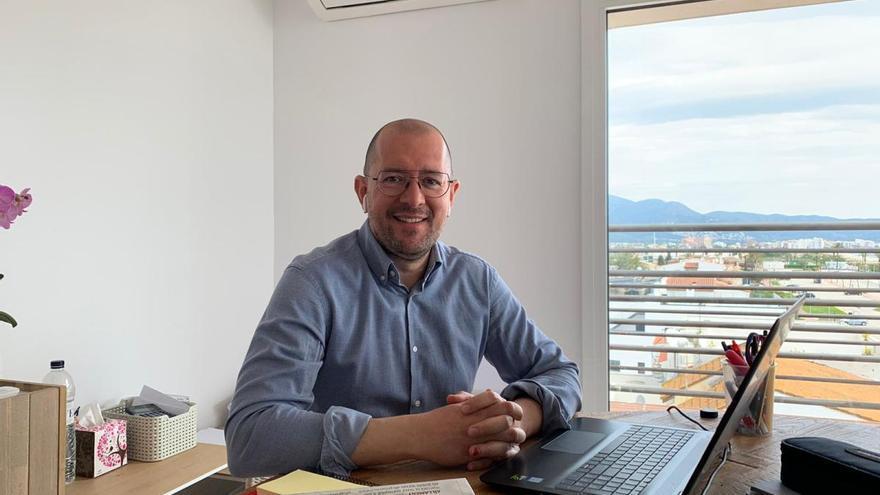Frederic Carbó, president de Comerç Figueres Associació: «Volem tunejar la ciutat»