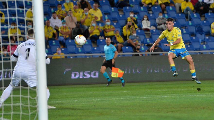 UD Las Palmas (3) - AD Alcorcón (0)