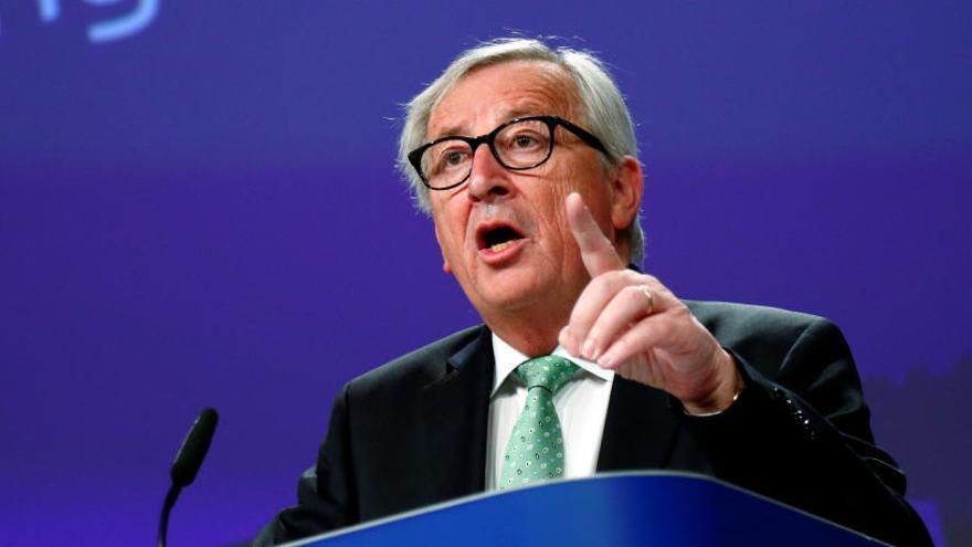 Jean-Claude Juncker, operado de urgencia en Luxemburgo