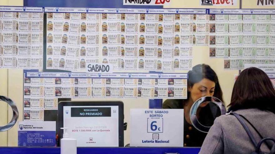 Gana un millón de euros gracias a la Bonoloto
