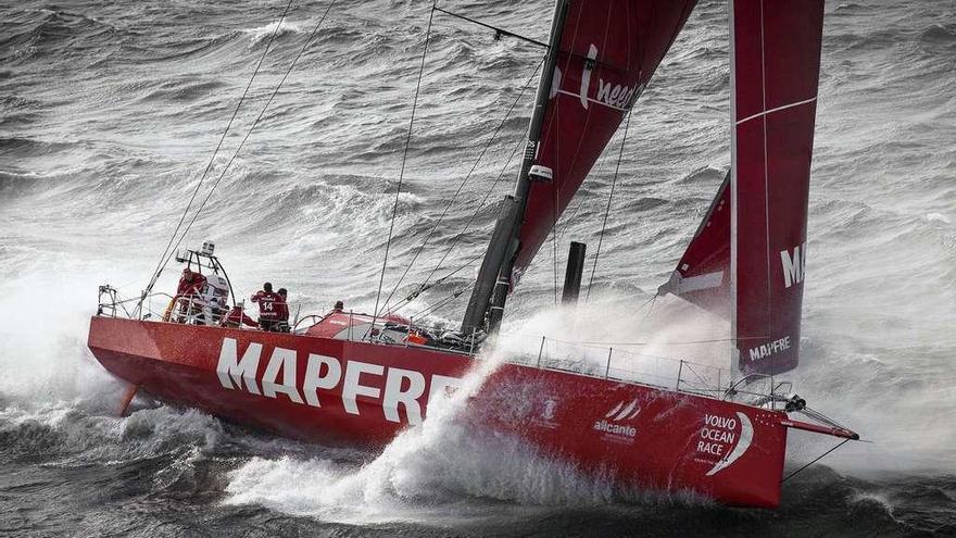 """Mapfre"" se suma a la Volvo Ocean Race"
