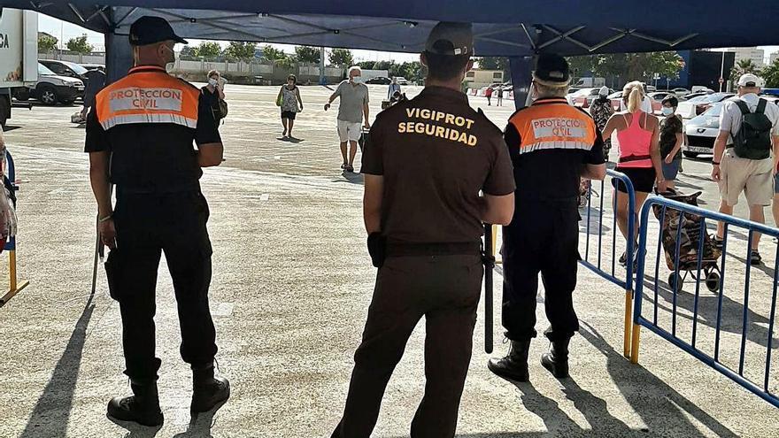 Torrevieja contrata a dedo a las firmas de seguridad de un edil del PP de Catral