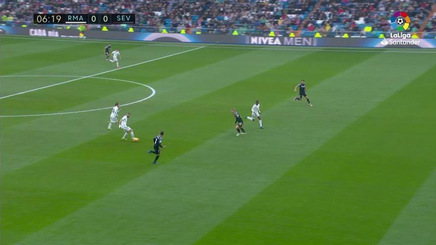 El Madrid se lleva la victoria en una gran segunda mitad