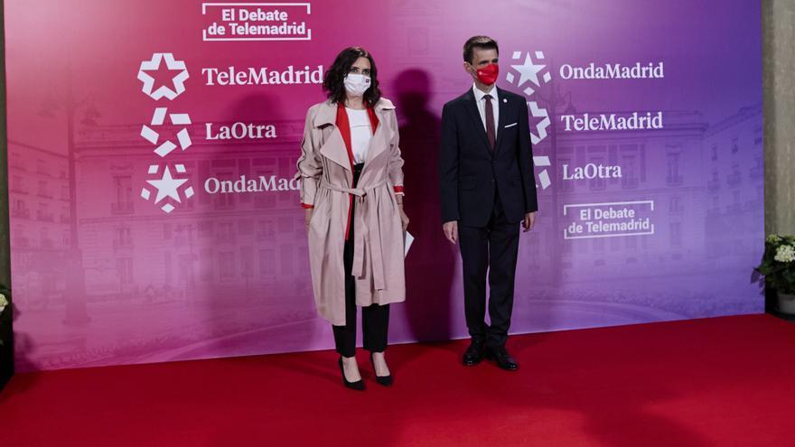 Telemadrid afronta una polémica reforma de la ley