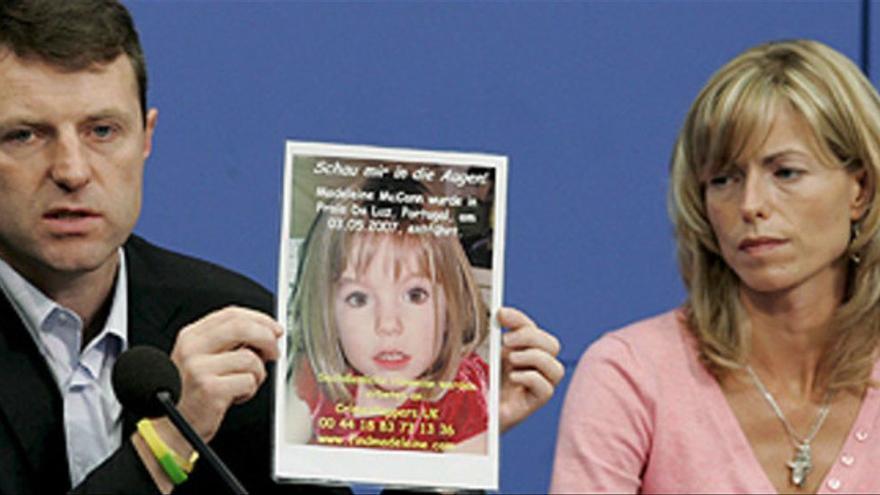 La policía alemana, convencida de que Madeleine fue asesinada en Portugal