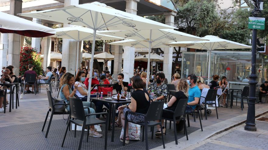 Las medidas covid vigentes para la hostelería de Castellón