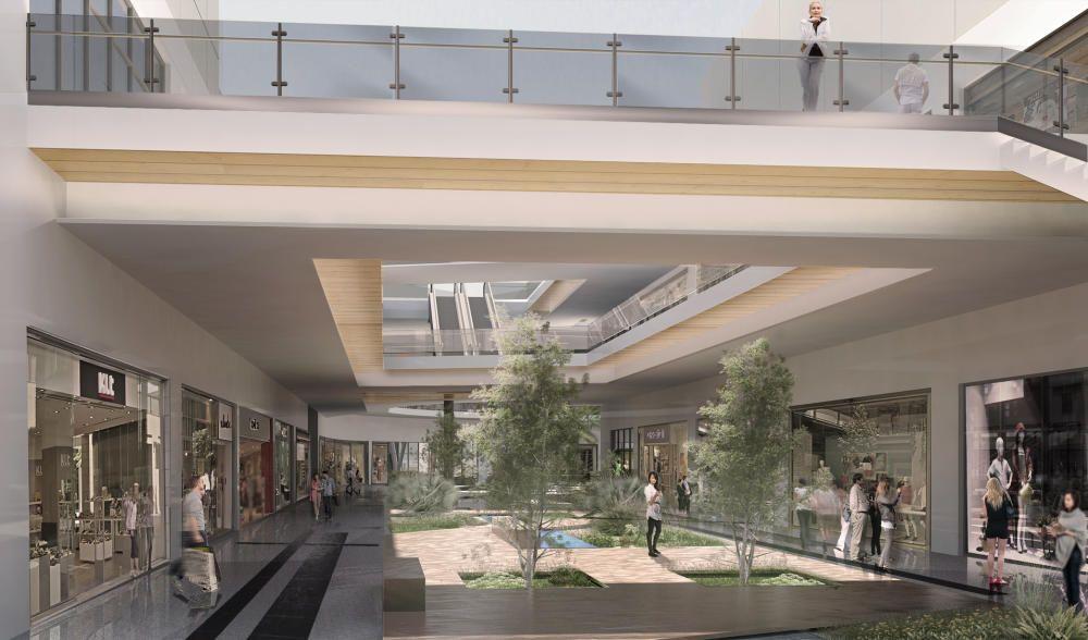 Así será el nuevo centro comercial Estepark en Castelló
