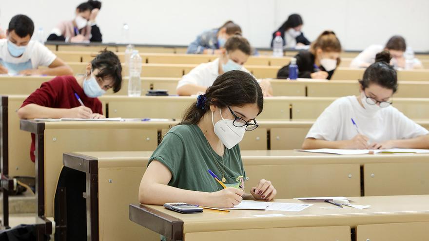 ¿Cuál es el objeto más buscado por los estudiantes antes de la selectividad?