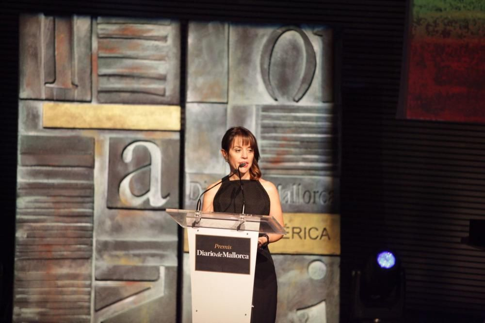 Acto de la entrega de los Premis Diario de Mallorca