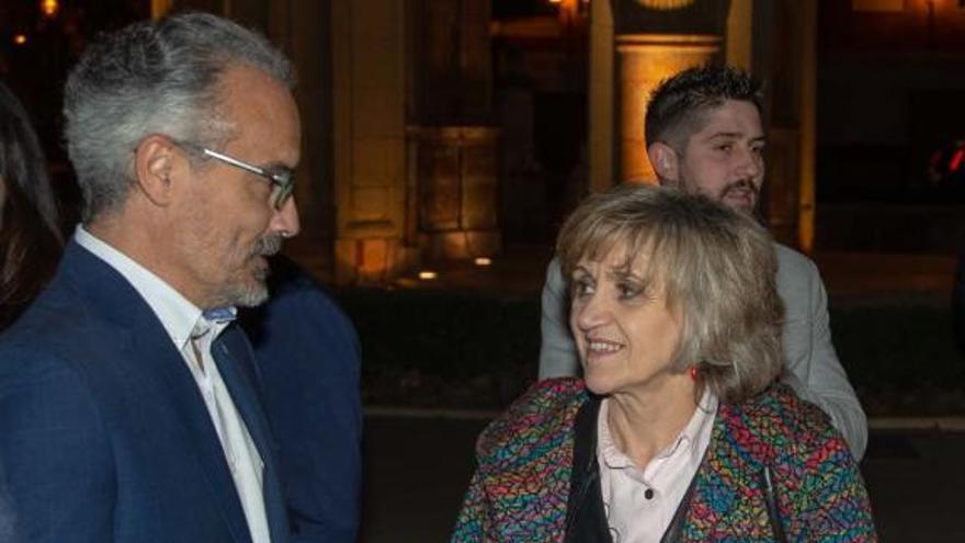 El alcalde José Moreno presenta su candidatura a las municipales