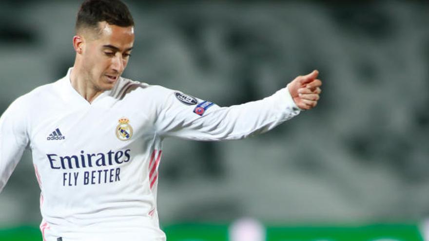 Lucas Vázquez dice adiós a la temporada