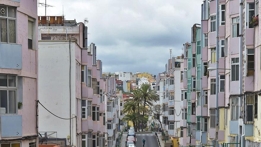 """Las Rehoyas, barrio enfermo: """"Las casas aquí están hechas cartón"""""""