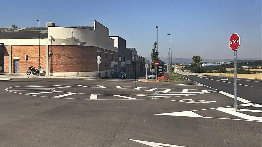 L'Ajuntament d'Artés inverteix en la millora del sector industrial
