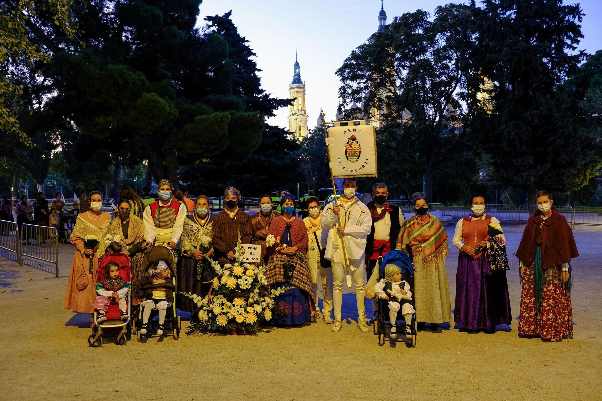 INTERPEÑAS - 1. EL ALMUERZO
