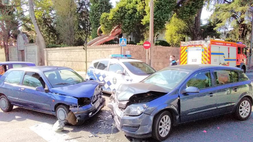 Varios heridos en un accidente de tráfico registrado en Oleiros