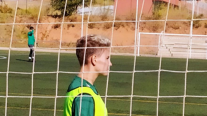 Ejemplo de deportividad en el Femenino Infantil del Castellón