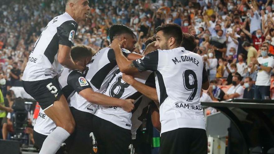 Sigue en directo el Valencia CF - Barcelona