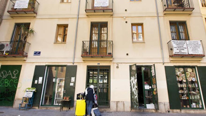 Los apartamentos turísticos se ofrecen para vivienda de alquiler social