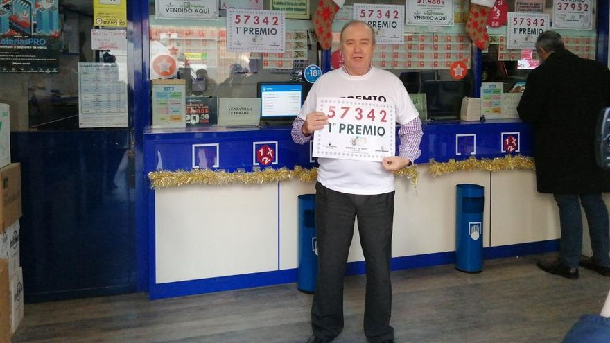 Comprueba los resultados del Sorteo de Lotería del Niño
