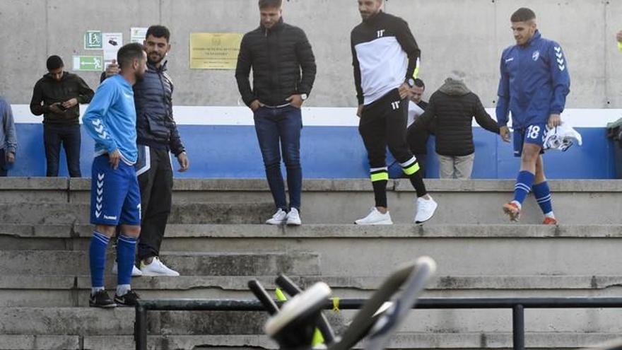 El Tamaraceite se acerca a la promoción con una 'manita' frente al Atlético Tacoronte
