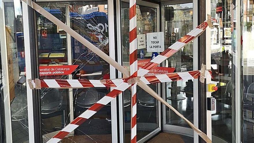 Entren a robar en una cafeteria i en una perruqueria d'Olot