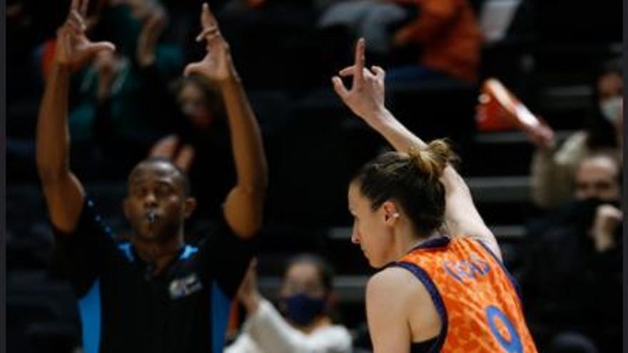 Baja en el Valencia Basket Femenino