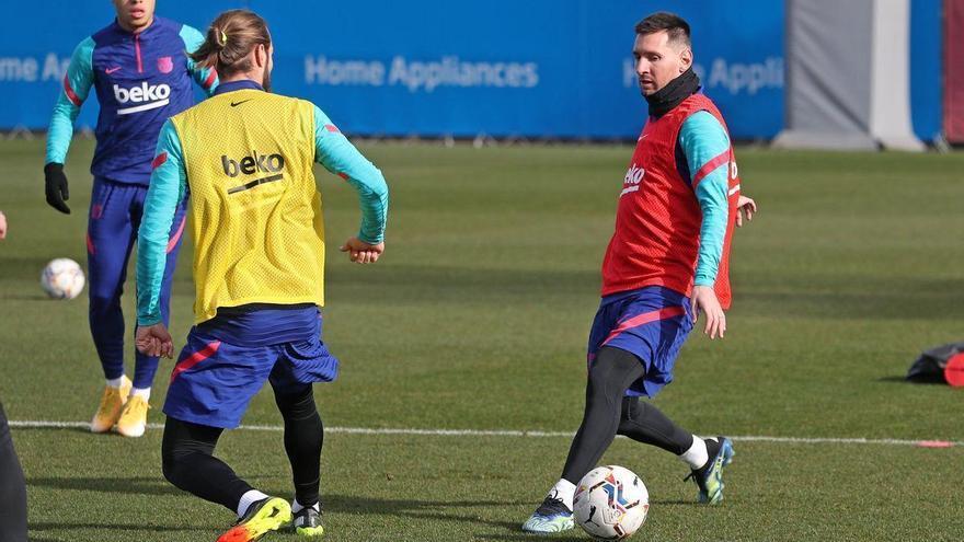 Leo Messi vuelve para la Copa