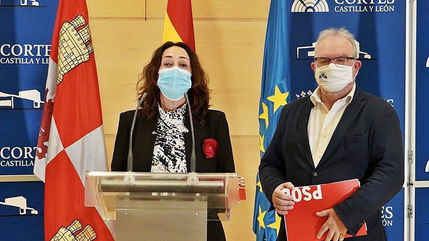 El PSOE propone un fondo de 80 millones contra la despoblación de Castilla y León