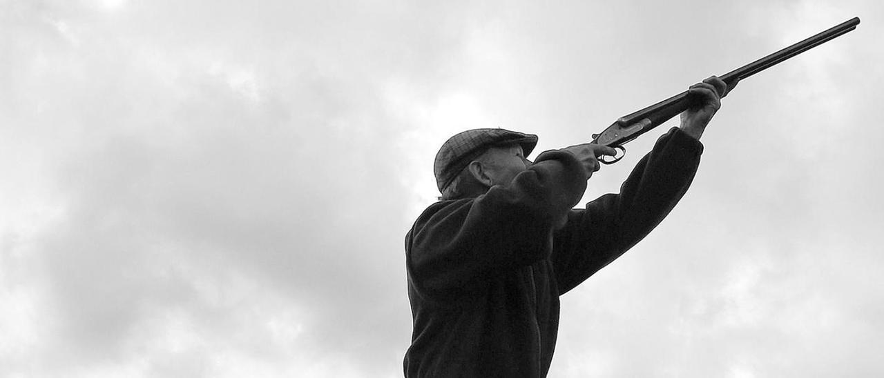 Un cazador en una imagen de archivo | LNE