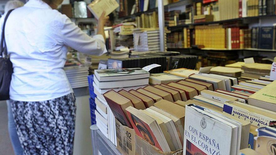 Libros viejos que llevarse a la boca