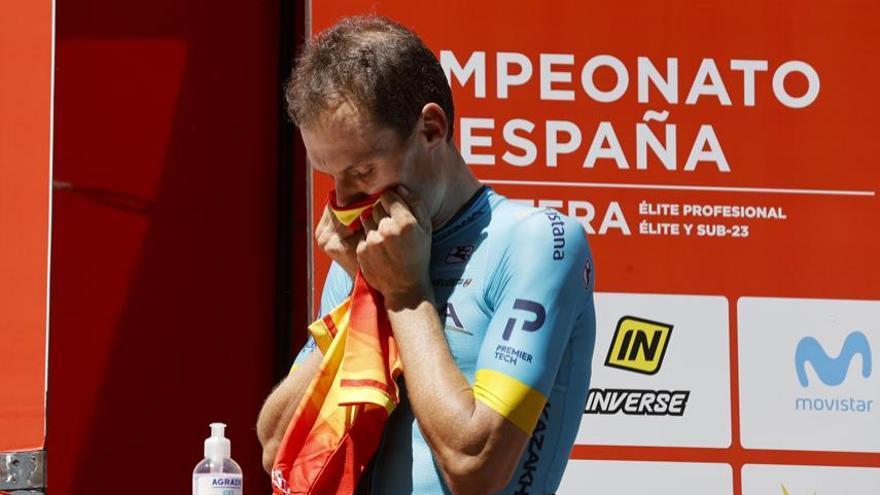 La Nucía pone el broche dorado al Campeonato de España de ciclismo