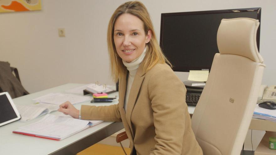 Marta Fernández-Tapias, la candidata de Rueda, nueva delegada de la Xunta en Vigo