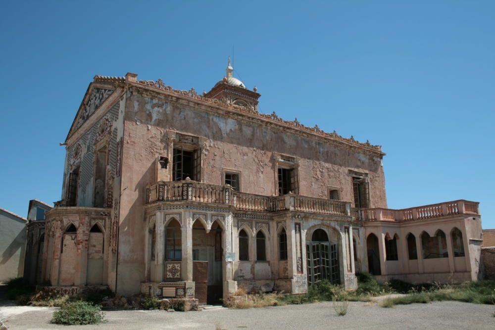 Restauración del 'palauet' de Nolla.
