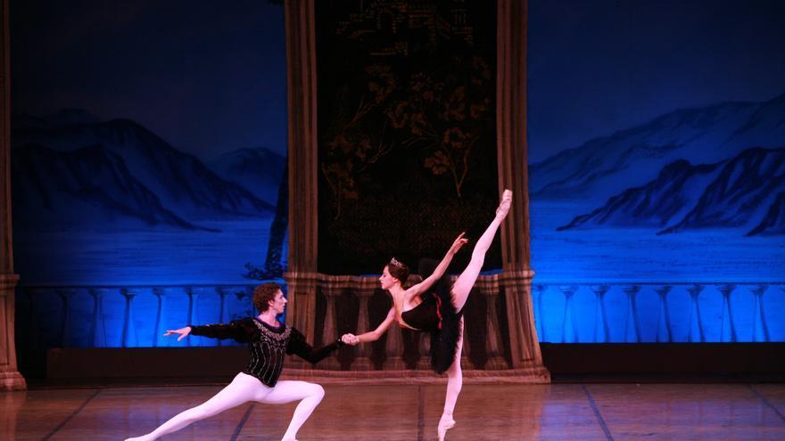 """El Ballet Nacional Ruso aterriza en Madrid con """"El lago de los cisnes"""""""