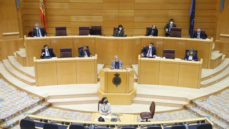 El PSOE lleva al Senado una iniciativa para forzar al PP a rechazar el transfuguismo