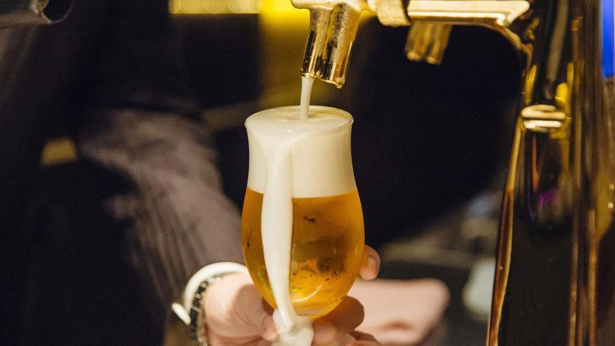 La cerveza no entiende de clases ni de sexo