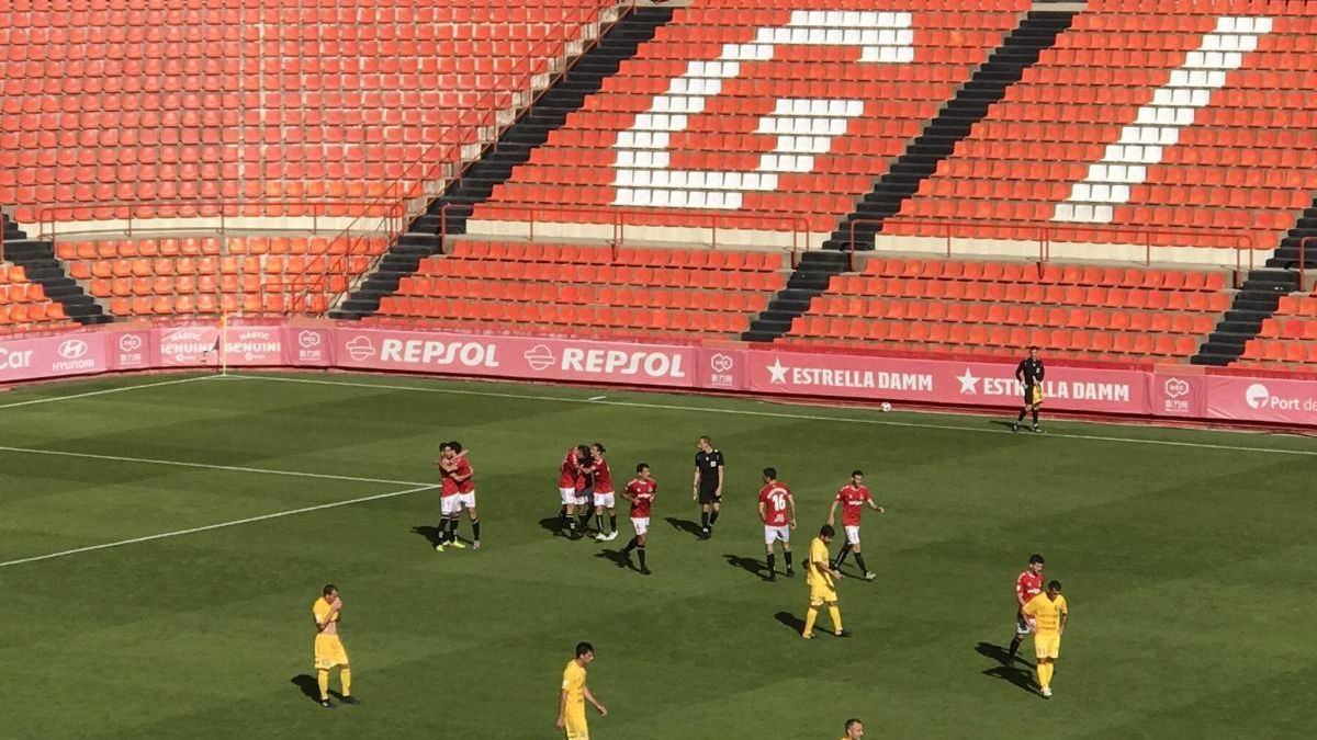 L'Olot s'estrena amb una derrota a Tarragona